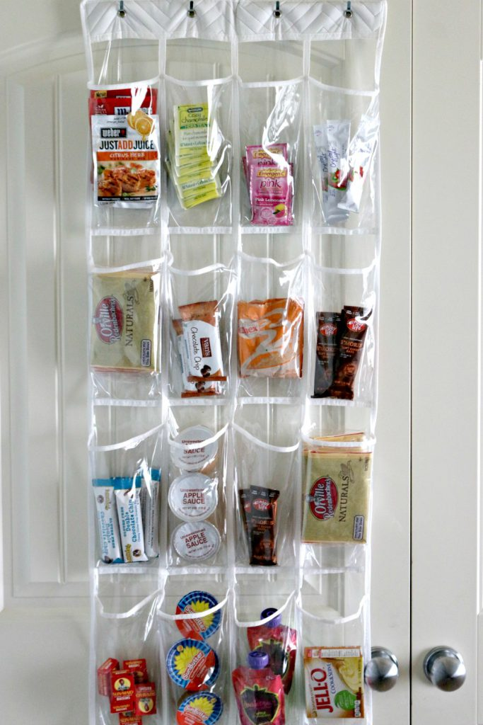 Shoe Organizer for the Pantry
